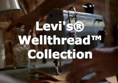 levi's wellthread button