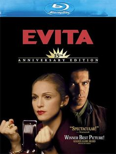 Evita (15th Anniversary Edition) Blu-ray], in [DVDs & Movies, DVDs & Blu-ray Discs | eBay