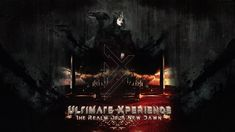 Ultimate Xperience - Andromeda Andrew Eldritch, Time Continuum, From Here To Eternity, Sisters Of Mercy, Music Writing, Kingdom Of Heaven, Creatures Of The Night, Space Time, Cd Album