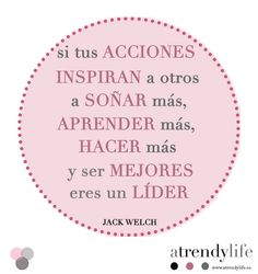 Frases A trendy life. Quotes. A trendy life. #frases #quotes #positivismo #fashionblogger #atrendylife www.atrendylifestyle.com