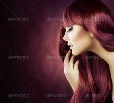 Stock Photo - PhotoDune Healthy Hair 1899212