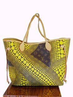 Custom Louis Vuitton Neverfull MM Tote Bag by Boyarde Pop Art Rare One-Of-A-Kind 3