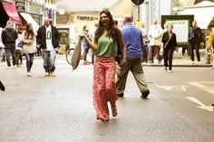 Stylish Veronica - Grocery shopping