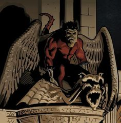 Griffin screenshots, images and pictures - Comic Vine