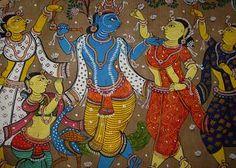 Design Decor & Disha: Indian Art: Pattachitra (Odisha Art)