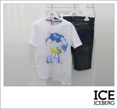 #Snoopy #TShort / T-Shirt con Snoopy – Ice #Iceberg Original price: 68€ #Outlet Price: 41€ EXTRASCONTI PRICE: 15€  #Shorts in #jeans / #Bermuda in jeans – Ice Iceberg Original price: 130€ Outlet Price: 78€ EXTRASCONTI PRICE: 20€  Available at KidSpace store. Disponibili presso #KidSpace. http://www.palmanovaoutlet.it/