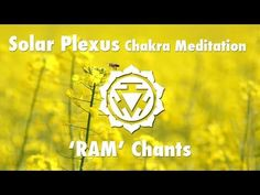 Chanting RAM beej mantra heals your Manipura (Solar Plexus) chakra. This chakra relates heavily to our sense of self-worth and self-esteem. 3 Chakra, Chakra Healing Music, Sacral Chakra, Chakra Crystals, Crown Chakra, Meditation Crystals, Healing Meditation, Meditation Music, Mindfulness Meditation