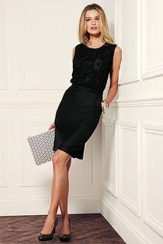 Dresses - Next Linen Blend Dress