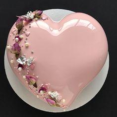 """25.6 mil Me gusta, 180 comentarios - @glanez_cake en Instagram: """"Розовая нежность Доброе утро, Друзья!!!☀️ А вы давно радовали своих любимых чем то приятным?!…"""""""
