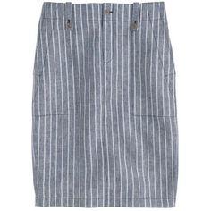 Easy Chic: Skirt, J.Crew / Garance Doré