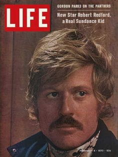"""Robert Redford ~ February 6, 1970 issue ~ ~ Old Life Magazines ~ Click image to purchase. Enter """"pinterest"""" at checkout for a 12% discount."""