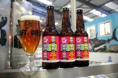 Шотландская крафтовая пивоварня Brew Dog выпустила пиво по названием Hello My Name Is Vladimir.