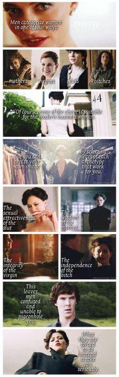 Sherlock Holmes Stuff.