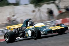 1971 Brabham BT34 - Ford (Graham Hill)
