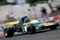 1971 Brabham BT34 - Ford (Graham Hill)