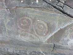 Wrangell Alaska Beach Petroglyph