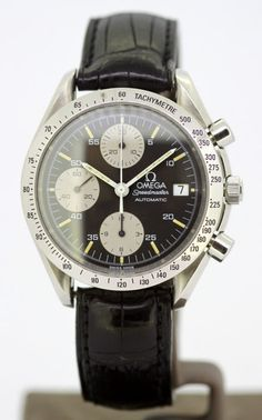 Currently at the #Catawiki auctions: Omega - Speedmaster - 54314009 - Men - 1990-1999