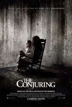 True Story Horror: The Conjuring Movie Review