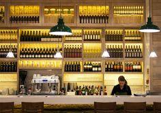 Wildwood, Canary Wharf, London - Restaurant and Bar Design Awards - 2011/12