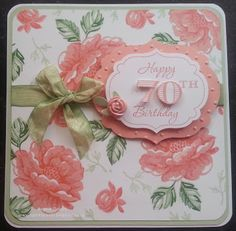 Sparkly Cards and Papercrafts: A Week to Celebrate