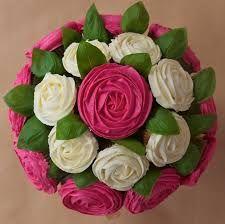 Resultado de imagen de imagenes de bouquets de cupcakes