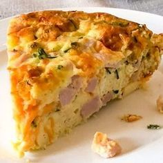Control Diabetes in Only 2 Weeks - Crustless Ham and Cheese Quiche (Keto) - Control Diabetes in Only 2 Weeks - Doctors at the International Council for Truth in Medicine are revealing the truth about diabetes that has been suppressed for over 21 years. Ham Quiche, Ham And Cheese Quiche, Keto Quiche, Breakfast Quiche, Low Carb Breakfast, Breakfast Dishes, Breakfast Recipes, Quiche Crustless, Ketogenic Breakfast