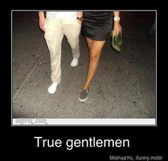 a true gentlemen