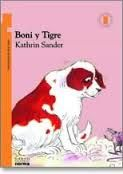 Boni y tigre  Kathrin Sander