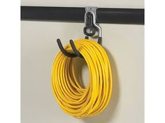 Rubbermaid FastTrack Utility hook is perfect for storing ropes, extension cords and more!