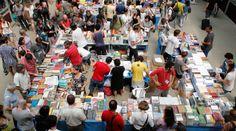 """Festa do livro da USP – O paraíso dos """"Livro-maníacos"""""""