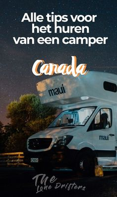 Een camper huren in Canada? Train Travel, Us Travel, Travel Guide, Train Tickets, Ultimate Travel, Banff, Canada Travel, Go Camping, Where To Go