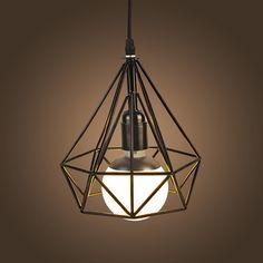 Retro vintage industrial lighting Country Style Hanging Lamp modern pendant light luminaire suspendu luminaria pendente-in Pendant Lights from Lights & Lighting on Aliexpress.com | Alibaba Group