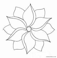 Gallery For gt Cute Easy Drawings Of Flowers