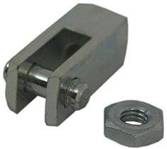 Bimba D-166-3 Standard Round Line Rod Clevis Kit for Pneumatic Cylinder #Bimba