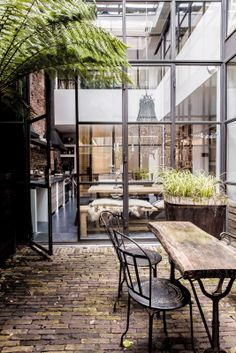 INTERIORS: Emily and Marius Haverkamp's house in Amsterdam