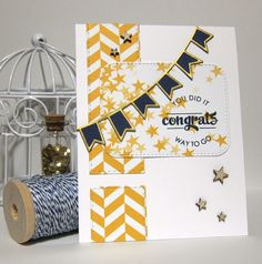 Congrats by cullenwr - Cards and Paper Crafts at Splitcoaststampers