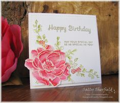 Cinnamon Sally Designs: Happy Birthday!