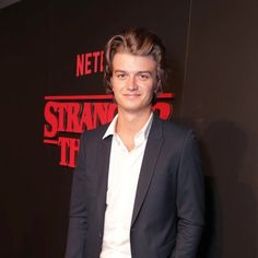 The actor who played Steve on the tv show Stranger Things