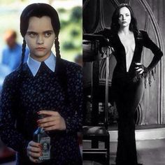 Wednesday Addams Christina Ricci All Grown Up Today As Morticia Addams The Addams Family, Addams Family Values, Adams Family, Christina Ricci, Christina Rossetti, Christina Aguilera, Movies And Series, Movies And Tv Shows, Gothic Girls