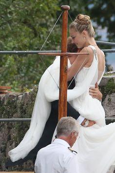 Pierre Casiraghi and Beatrice Borromeo Wedding in Italy 2015 | POPSUGAR Celebrity