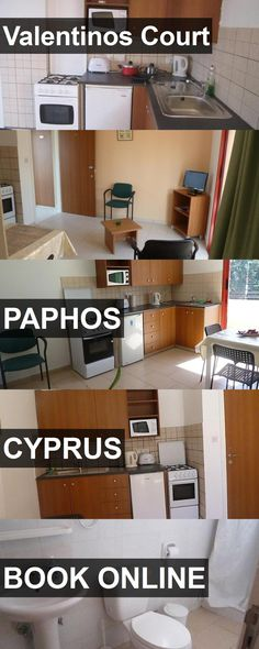 Hotel Valentinos Court in Paphos, Cyprus. For more information, photos, reviews and best prices please follow the link. #Cyprus #Paphos #travel #vacation #hotel