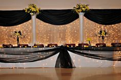 Wedding Decor: The Table To Hold All Of