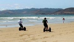 Pismo Beach Segway Tour