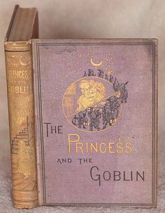 The Princess And The Goblin (JB Lippincott, 1872)