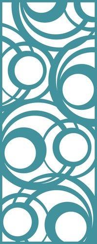 Wall Stencil Decorative Geometric Pattern Border Art Decor Background 203070B L | eBay