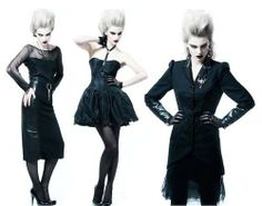 70 Fantastic Gothic Fashions - From Studded Loafers to Spiked Winter Gloves (CLUSTER)
