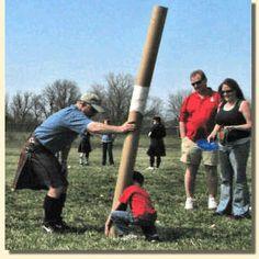 Kids Activities at the Kansas City Scottish Highland Games