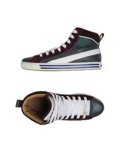 Dsquared2 Men - Footwear - High-top sneaker.