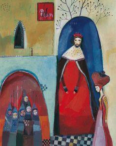 Le roi Arthur - Gautier-Languerau - author : Nicolas Cauchy - 2007 - next picture