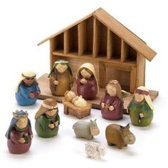 want to get a toy nativity for Felix